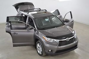 2015 Toyota Highlander Limited GPS*Cuir*Toit Ouvrant*Demarreur D