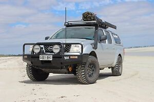 2010 D40 Navara Gawler Gawler Area Preview