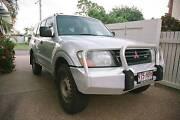 2002 Mitsubishi Pajero Wagon North Ward Townsville City Preview