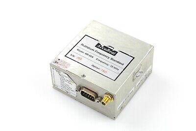 Accubeat Rubidium Frequency Standard Ar-60a 10mhz 11