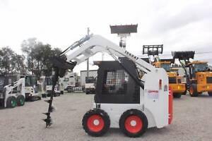 New Jobcat SKIDSTEER LOADER(NOT BOBCAT) WT800D 62HP 800KG