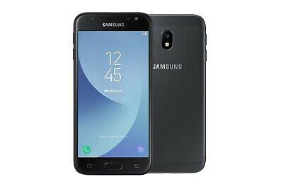 Samsung Galaxy J3 (2017) SM-J330FN - 16GB - Black Smartphone - O2