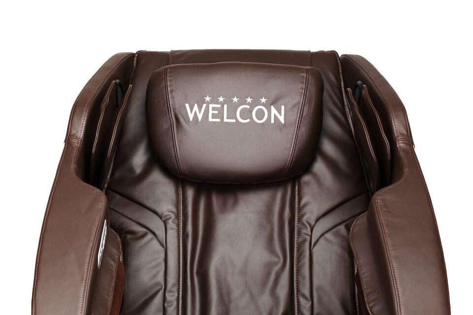 Massagesessel WELCON Prestige II in beige / braun in Giesen