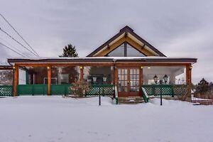 Maison à un étage et demi - Lac-des-Seize-Îles - 26502253