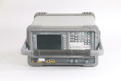 Hp E4411a Esa-l1500a Spectrum Analyzer 9 Khz -1.5ghz