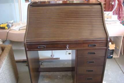 Roll Top Desk. (old) Bibra Lake Cockburn Area Preview