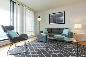 2 bedroom furnished suite in PRIME TORONTO location!  CALL NOW!