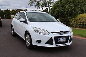 2013 Ford Focus Hatchback Ambiente LW MKII MANUAL Traralgon Latrobe Valley Preview