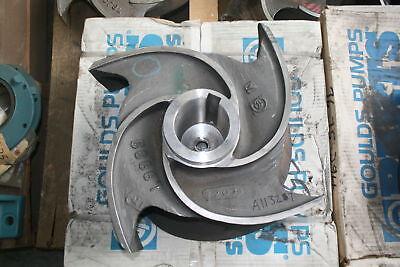 Goulds 3175l Pump Impeller 14x14-18 260-85-1203 316ss