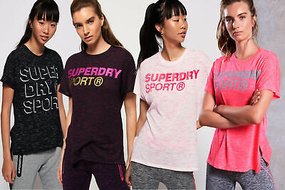 Superdry Womens Core Loose T-Shirt