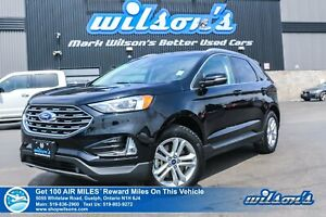 2019 Ford Edge SEL AWD - Remote Start, Ford Co-Pilot360 Protect,