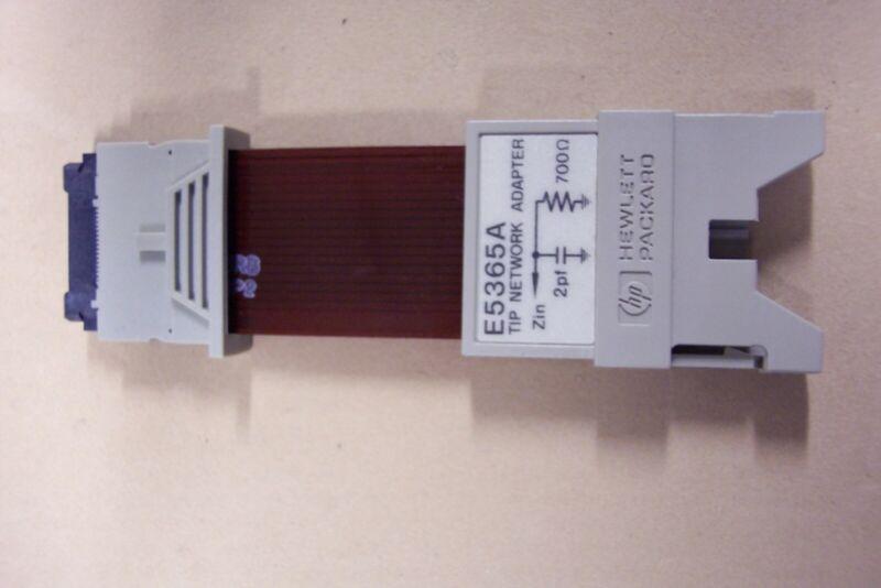 HP Agilent Keysight E5365A Termination Adapter 20 pin to 40 pin