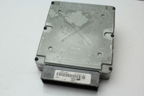 01 02 COUGAR 1S4F-12A650-AUC COMPUTER BRAIN ENGINE CONTROL ECU MODULE K9646