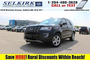 2016 Ford Explorer XLT *GREAT SUV, GREAT PRICE*