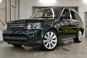 2013 Land Rover Range Rover Sport HSE Luxury V8 *Rare color comb