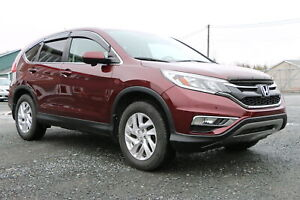 2016 Honda CRV EX - Well Optioned | Extended Warranty