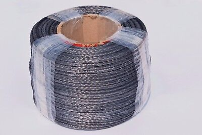 Black 5mm*100m Synthetic Winch Rope,3/16 Spectra Winch Rope,4×4 ATV Winch Cable  for sale  Shipping to Canada