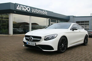 Mercedes-Benz S 63 AMG Coupe 4M Edition 1 UPE:214.000,- *VOLL*