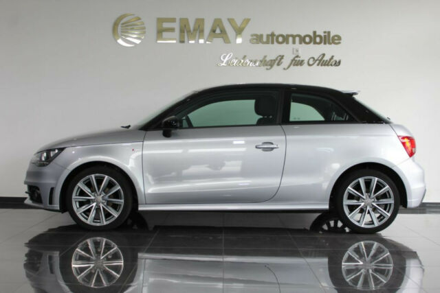 Audi A1 1.2 TFSI Admired S Line