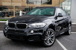 2018 BMW X6 F16 xDrive30d Coupe Steptronic Black Sapphire 8 Speed Sports Automatic Wagon Osborne Park Stirling Area Preview