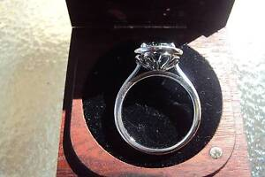 Sapphire Engagement Ring Cabramatta Fairfield Area Preview