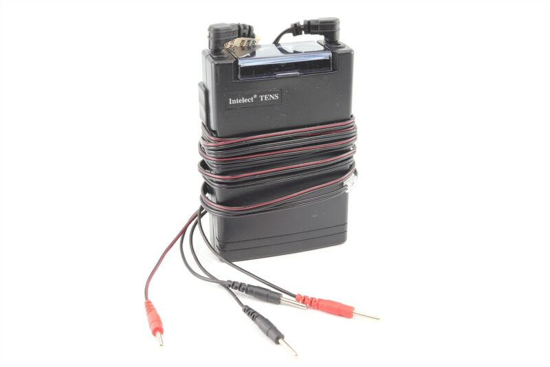 Intelect Standart TENS Dual Channel Unit with Timer 77600 NO Pads