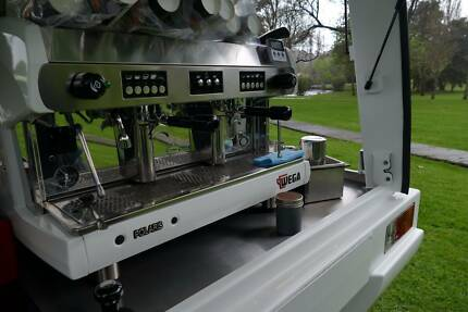 Mobile Coffee Ute For Sale ***UPDATED***