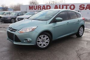 2012 Ford Focus !!! MANUAL !!! 4 CYL !!!