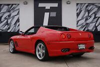 Miniature 9 Voiture Européenne d'occasion Ferrari Superamerica 2005