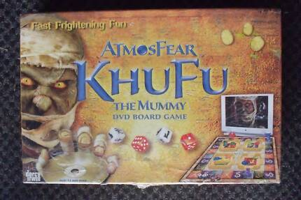 ATMOSFEAR KHUFU Jamboree Heights Brisbane South West Preview