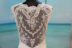 "Claire Pettibone ""Chantilly"" Wedding Dress (Inspired) Size 6 Chittaway Bay Wyong Area Preview"