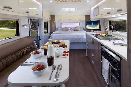 The Ideal Family Caravan with EVERYTHING Included