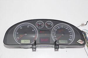 VW Passat 3BG Tacho Tachometer Kombiinstrument 368 000km 3B0920827A Diesel TDI
