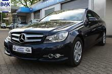 Mercedes-Benz C-Klasse Coupe C 180 CGI BlueEfficiency *1.Hand*