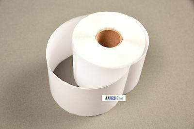 12 Rolls White 99019 Dymo Compatible Postage Address Labels Blank Shipping Tag