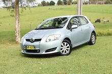 2007 Toyota Corolla Hatchback Cooranbong Lake Macquarie Area Preview