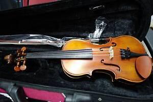 1/8 Kreisler Violin Good Tone with case and bow Dundas Parramatta Area Preview