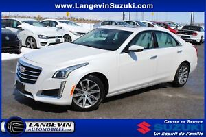 2016 Cadillac CTS 3.6L Luxury Collection/AWD/GPS/CUIR/TOIT
