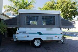 Coromal Magnum Camper Trailer Shelley Canning Area Preview