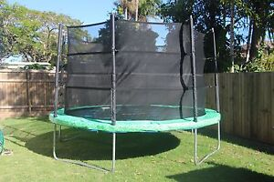 Trampoline - Vuly 12 ft Classic Ormiston Redland Area Preview