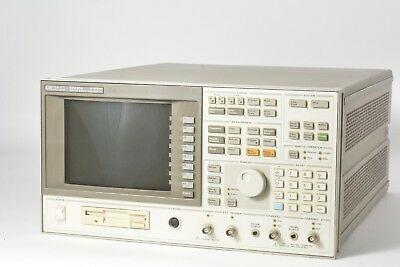 Hp Agilent Keysight 89440a Vector Signal Analyzer If Dc-1800mhz - As-is
