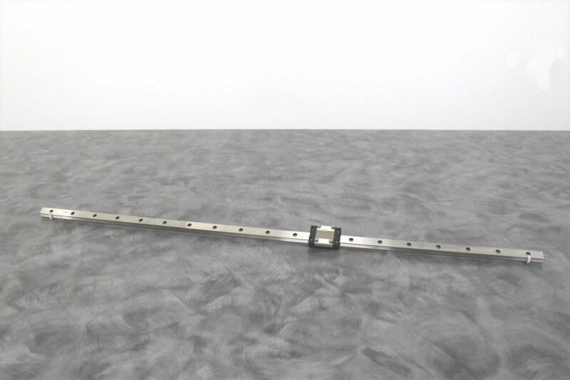 """THK 760mm 30"""" Linear Guide and SRS15M Bearing Block with 90-Day Warranty"""