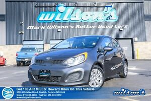 2015 Kia Rio LX | HATCHBACK | HEATED SEATS | BLUETOOTH | CRUISE