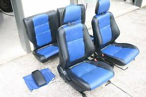 Honda Integra DC4 Leather Seat Covers Clarence Town Dungog Area Preview