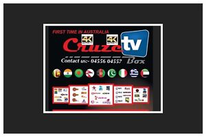 CRUZE TV REAL HYBRID 4K( 2 years subscription)