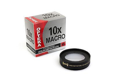 Opteka 10x HD? Professional Macro Lens for 58mm Digital Camera Lenses