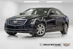 2015 Cadillac ATS 2.0L  Luxury ** AWD ** TOIT ** CAMERA ARRIERE