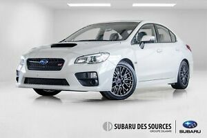 2017 Subaru Impreza WRX STi Bluetooth, Camera, Sieges Chauffants