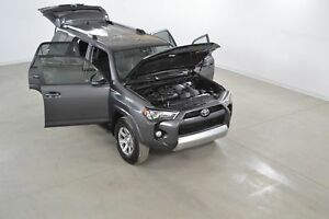 2015 Toyota 4Runner Trail Edition GPS*Cuir*Toit Ouvrant Bas Km