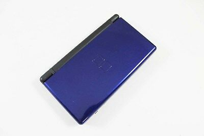 Nintendo Ds Lite Cobalt Blue And Black System   Discounted